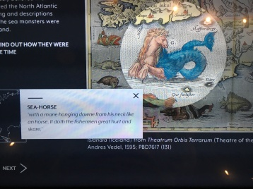 Beware of Sea-Horses!