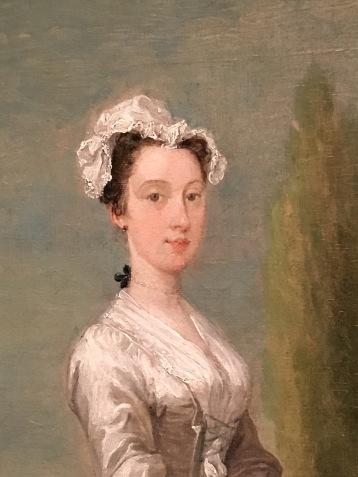 Frances, Baroness Byron (1702-1757)