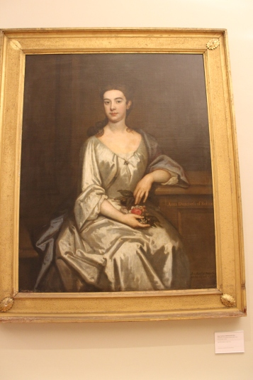 Oil on canvas by Sir Godfrey Kneller