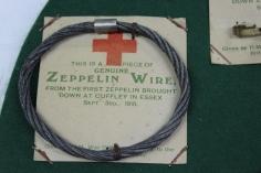 Mementos from the Cuffley Zeppelin
