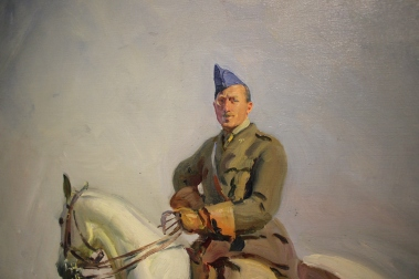 Oil on Canvas 1918
