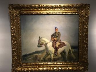 Le Comte d'Etchegoyen, Alfred Munnings