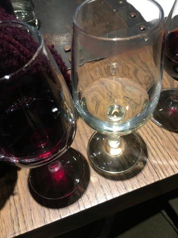 Laithwaites wine tasting.