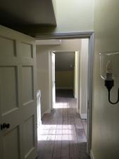Lovely light in the servants quarters.