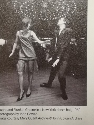 Quant and her husband Plunket Greene in a New York dance hall, 1960. Photograph John Cowan.