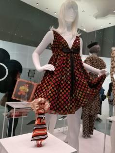 Mini-Culottes Dress 1970-71.
