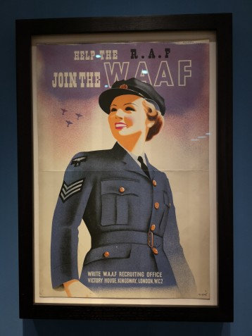 Join the WAAF established in 1939