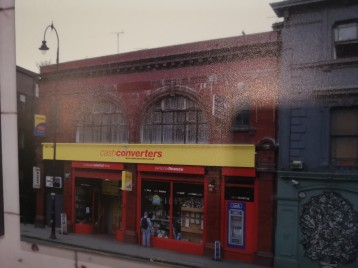 South Kentish Town station a Cash Converters