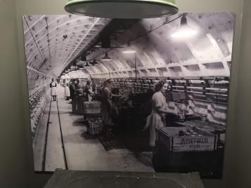 Plessey underground factory